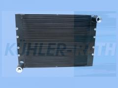 Liebherr oil cooler (550852314)