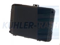 Multicar radiator (0001510004 14982)