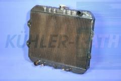 Wasserkühler passend für Mitsubishi (9140214300 9140224300 91402-14300 91402-24300)
