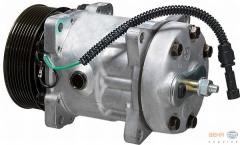 DAF/Sanden compressor (1402081 1402081R 1405137 1405137R 1408950 1408950R 1655564 1655564R 1816774 1