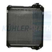 Kühler Wasserkühler für Case IH//IHC JX 55 60 65 70 75 80 85 90 95