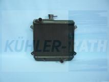 Fiat Wasserkühler (5959518 5974833 4379518 4381137 883803 21155)