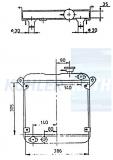 Fiat Wasserkühler (5975060 5975062 4363957 92062494)