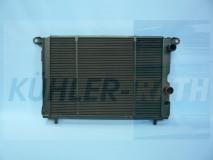 Fiat Wasserkühler (5973611 5982883)