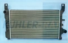 Ford radiator (1654325 1654376 1661642 1661644 1664762 1666589 1668911 6176983 6176984 6479790 64797