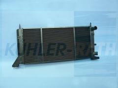 Ford radiator (89AB8005FA)