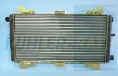 Ford radiator (81AB8005NB 81AB8005LD 83AA8005CA 83AB8005BC 83AB8005LA 83AB8005BC 6138594 1623378AT 1