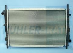 Ford radiator (93BB8005AD 93BB8005AE 93BB8005ED 93BB8005EE 1029617 6899903 6899900 731011 731550 102