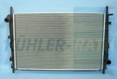 Ford radiator (93BB8005CD 93BB8005CE 1024051 6899901 712257 1024051)
