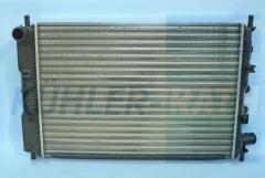 Ford radiator (92AB8005VB 97AB8005AA 6912234 1029459 6912237)