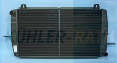 Ford radiator (83BB8005ME 83BB8005MD 83BB8005NE 83BB8005ND 1619034 1619035 6130452 6130453)