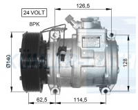 John Deere compressor (AT168543 AT172975 4472004933 4472002525 4471009794 447200-4933 447200-2525 44