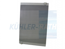 Alup oil cooler (05760971000 0576.097.1000)