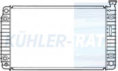Chevrolet Wasserkühler (52458334 52459679)