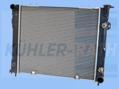 Jeep Wasserkühler (8952006644 8952028098 4734104)