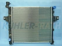 Jeep Wasserkühler (52079428 52079428AB 52079428AD 52079428AC)