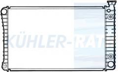 Chevrolet Wasserkühler (52458334 52459679 3058768)