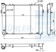 Jeep Wasserkühler (52079597AB)