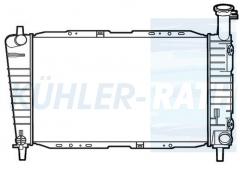 Buick Wasserkühler (E8DZ8005A E9DZ8005A E9DZ8005B E9DZ8005E E8DZ8005B E8DZ8005C)