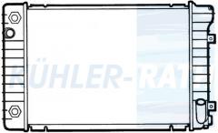 Chevrolet Wasserkühler (52451176 52451177 52454643 52454644 52451179 52451180)