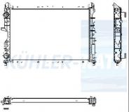 Alfa radiator (60603939)