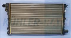Peugeot Wasserkühler (1301F3 1301F4 1301F5 1301L5)
