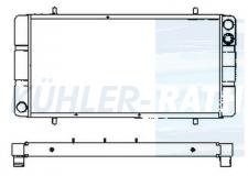 Rover Wasserkühler (ADU9855 PCC1006 ATP1242)