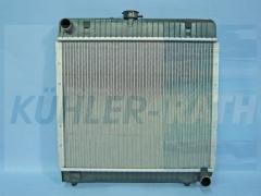 Mercedes-Benz radiator (1235010001 1235010201 1235012301 1235014601 1235014801 1235015101 1235015801