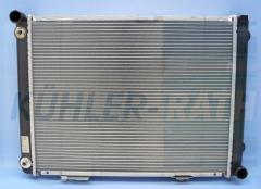 Mercedes-Benz radiator (2015004903 2015007303 2015004803 2015008603 21553 21935 21666)