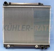 Mercedes-Benz radiator (1265003503 1265010701 2015001003 2155710000 A1265003503 A1265010701 A2015001