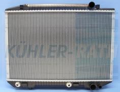Mercedes-Benz radiator (1265000103 1265001703 1265003303 1265004803 1265010001 1265010801 1265011101