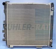 Mercedes-Benz radiator (1265004003 1265004103 1265005103 A1265004003 A1265004103 A1265005103)