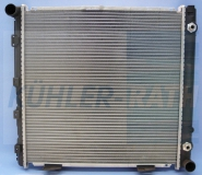 Mercedes-Benz radiator (1245000103 1245000203 1245008703 A1245000103 A1245000203 A1245008703 21551 2