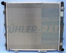 Mercedes-Benz radiator (1245000903 1245000702 1245001003 1245004303 1245004403 1245009303 A124500090