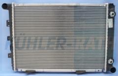 Mercedes-Benz radiator (1245000503 1245002303 1245002403 A1245000503 A1245002303 A1245002403 819376