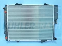 Mercedes-Benz Wasserkühler (2015006603 2015006403 A2015006603 A2015006403)