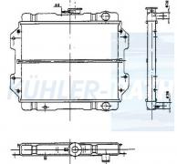 Suzuki Wasserkühler (1770080000 1770080001 1770080002 1770083000 17700A80001)