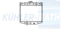 Suzuki Wasserkühler (1770078021)