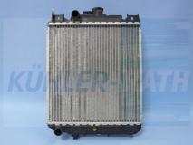 Suzuki Wasserkühler (1770071C00 1770071C01)