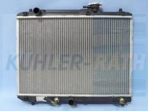 Suzuki Wasserkühler (1770060G11)