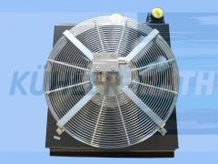 Liebherr oil cooler (550939814)
