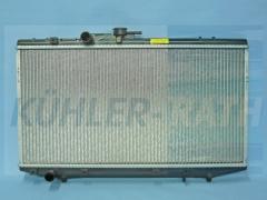 Toyota Wasserkühler (1640011380 1640011320 1640011360 731714)