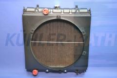 Kubota Wasserkühler (1G94272001 1K58372061)