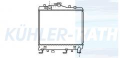 Kia Wasserkühler (KK13715200 KK13715200A)