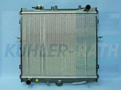 Kia Wasserkühler (OK01215200)
