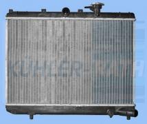 Kia Wasserkühler (OK30C15200B OK30C15200A)