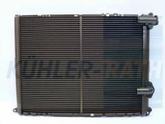 Renault radiator (7701035721 730549)