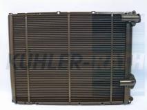 Renault radiator (7701035723)