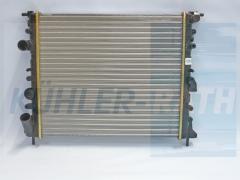 Renault radiator (7700838134 7700836301 7701352603)