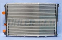 Renault radiator (7700838129 7701352606)